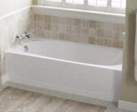 Sterling Vikrell Left Hand Tub White Performa ...