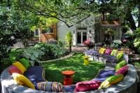 Private Residence - Fun Backyard Retreat - Eclectic ...
