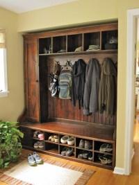 Entryway Mudroom Storage - Home Design Inside