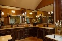 Stunning Master Bathroom Vanity with Double Sink ...