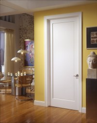 Modernist door - Modern - Interior Doors - by TruStile Doors