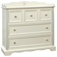 Vintage Beauty Changing Table - Traditional - Changing Tables