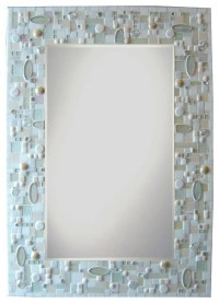 Other Mosaic Mirrors - Contemporary - Bathroom Mirrors ...