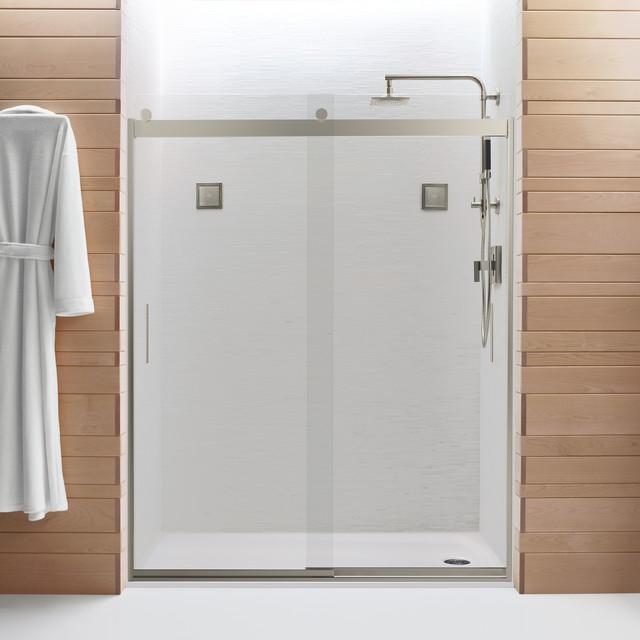 Levity Shower Door By Kohler  Modern  Bathroom  Other