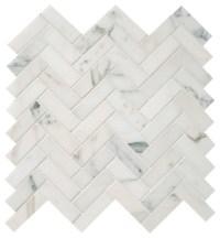 Herringbone Bathroom Floor Tiles : Amazing Orange ...