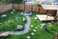 Japanese Garden, Spa, Natural Hot Tub
