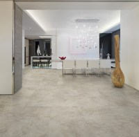 Antalya White limestone Tiles - Modern - Tile - london ...