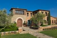 Tuscan Architecture - Mediterranean - Exterior - orange ...