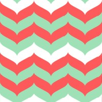 Mint And Coral Background | www.imgkid.com - The Image Kid ...