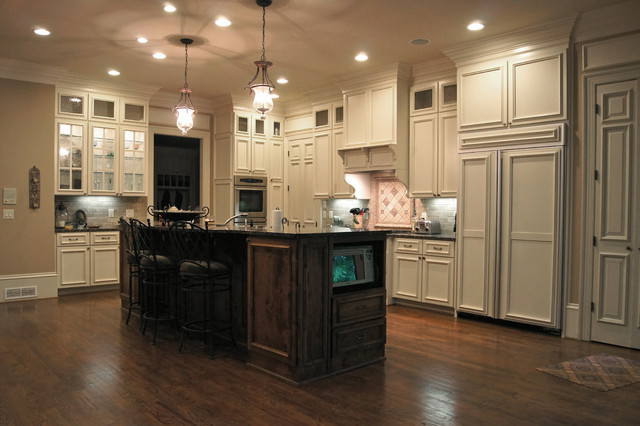 Kitchen Cabinets  Traditional  Kitchen  Atlanta  By