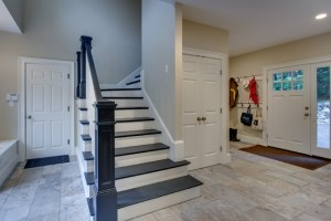 Mudroom / Back stairs