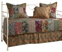 Greenland Home Antique Chic Daybed Set 5-Piece Daybed ...