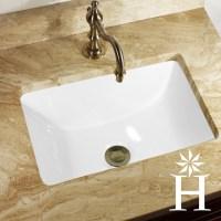 small rectangular undermount bathroom sink - 28 images ...