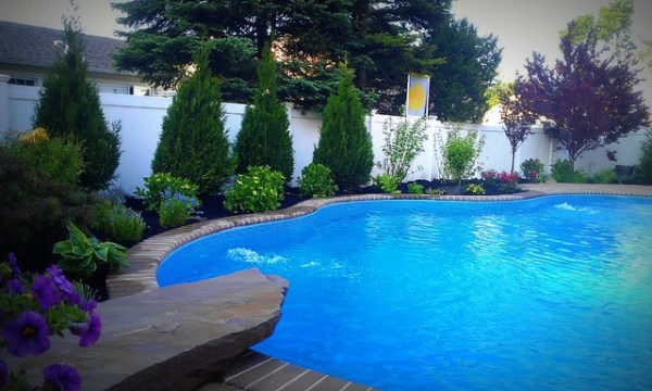 backyard landscaping long island