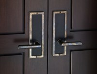 Contemporary Entry Door Hardware By Rocky Mountain ...