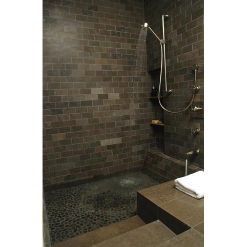 Roman tub/shower