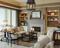 Oceanfront Condominium - Traditional - Living Room - other ...
