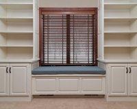 Built-In Window Seat Storage & Closet Design Ideas ...
