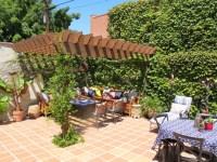 Spanish Style Backyard Re-do