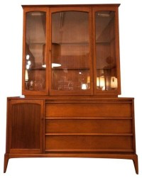 Mid-Century Hutch By Lane Furniture - Midcentury - China ...