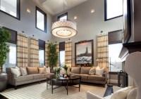 Robeson Design Living Room - Transitional - Living Room ...