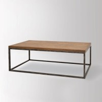 Copenhagen Coffee Table - Modern - Coffee Tables - by West Elm