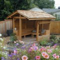 Garden retreat eclectic landscape portland by plan it earth