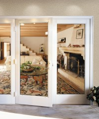 Milgard Out-Swing French Doors - Traditional - Patio ...