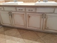 Bath vanity reface. - Rustic - Bathroom - phoenix - by Mia ...