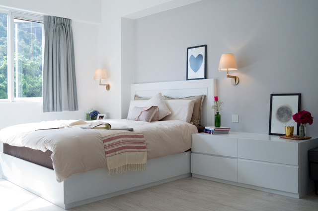 GISELLE Modern Bedroom Hong Kong By Hoo Interior