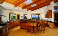Another Beautiful Haiku House - Tropical - Kitchen ...