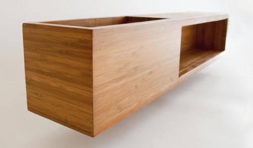 decoracion-ecologica-con-bambu-consola