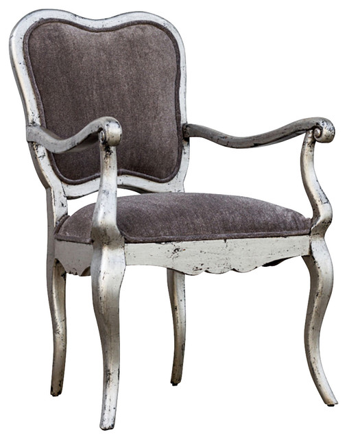 Meresa Accent Chair  Rustic  Armchairs And Accent Chairs