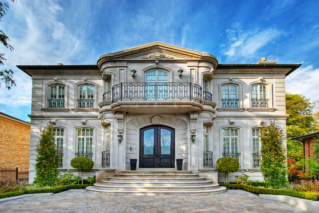 Limestone Home  Traditional  Exterior  Toronto  By