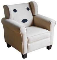 Dog Kid's Chair - Eclectic - Kids Chairs - by Target