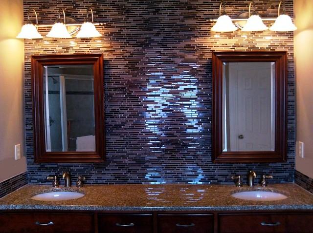 BACKSPLASH Design Ideas VOL 2  Traditional  Bathroom