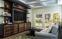 Entertainment Centers - Contemporary - Living Room - los ...