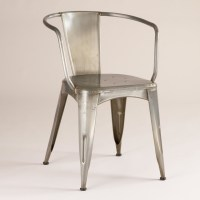 Jackson Metal Tub Chair - Industrial - Dining Chairs - by ...