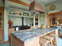 Country House Bruges - Traditional - Kitchen - other metro ...