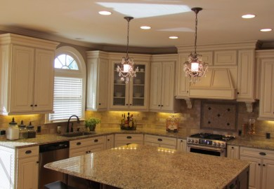 Lowes Glaze Kitchen Cabinets