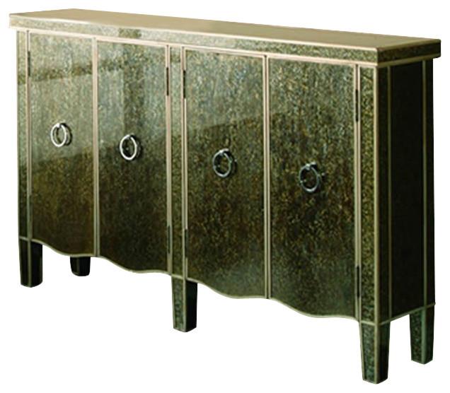 steve silver dylan sofa table how to repair fabric tear pulaski tiara modern console modern-side ...