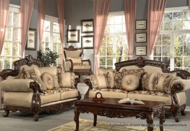 Ashley Leather Living Room Furniture