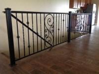 Interior Wrought Iron Railings Stairs