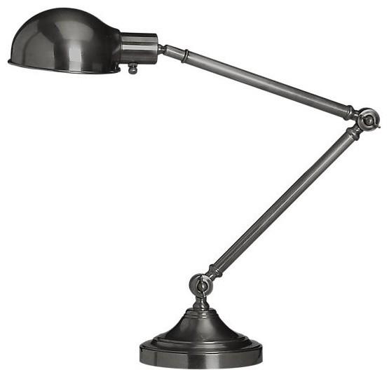Pharmacy Desk Lamp  Modern  Desk Lamps  by CrateBarrel