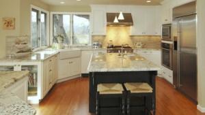 White Spring Granite Granite Countertops, Granite Slabs