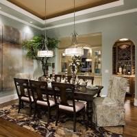 Elegant Dining Room - Traditional - Dining Room - portland ...
