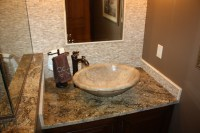 Travertine Vessel Bowl - Bathroom Sinks - cleveland - by ...