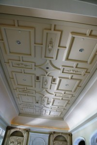 Custom Ceiling patterns - Traditional - dallas - by ...