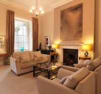 Classic/Contemporary Apartment in an English Stately Home