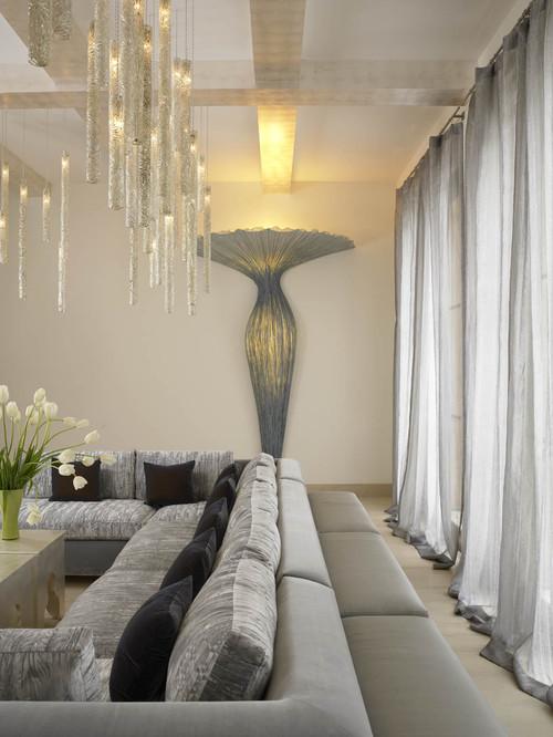 tecidos e texturas para decoração